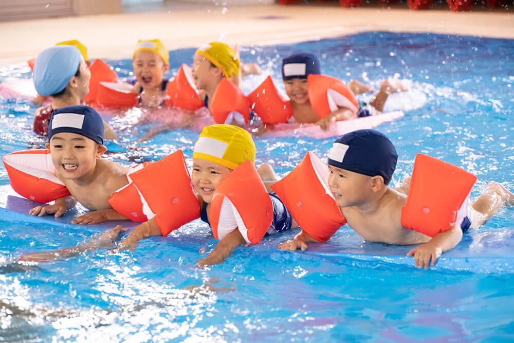 公式】イトマンスイミングスクール 水泳教室